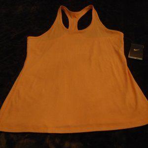 NEW Orange Nike Dri-Fit